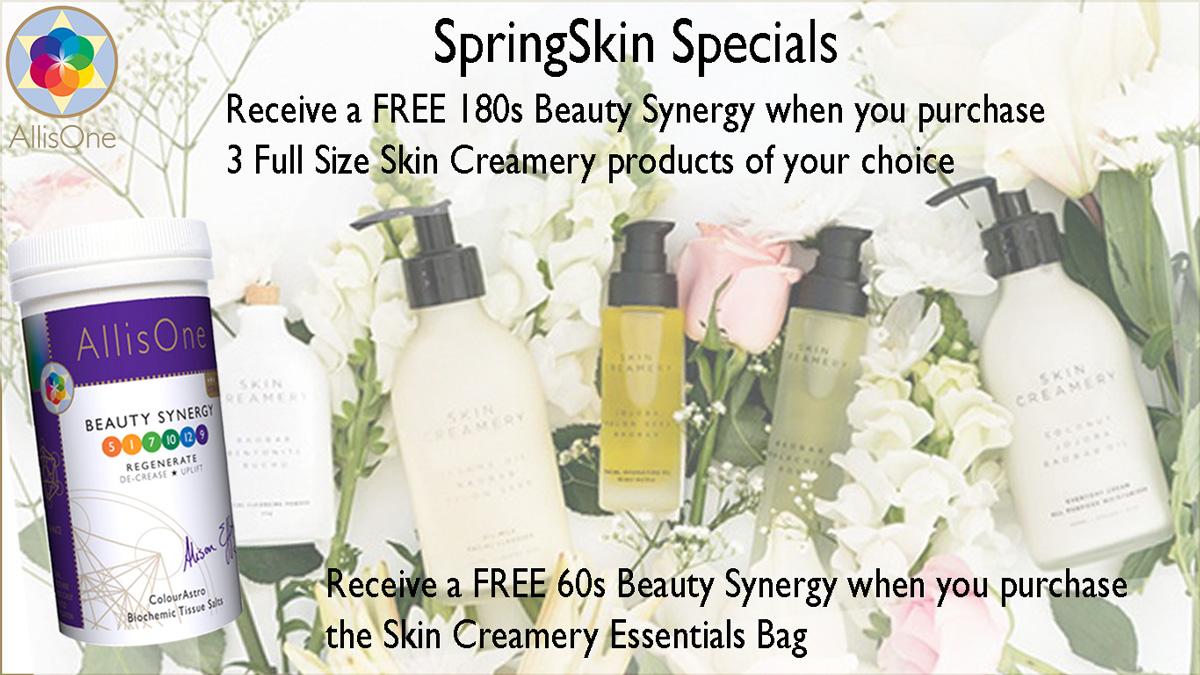 SpringSkin Specials