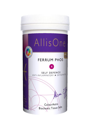 AllisOne Ferrum Phos Tissue Salts