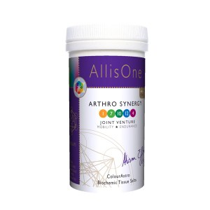 AllisOne Arthro Synergy Tissue Salts Lactose Free 500ng 180s
