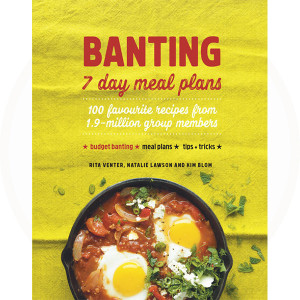 Banting 7 Day Meal Plans Book