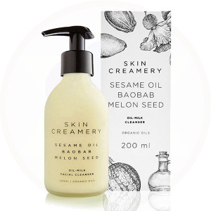 Skin Creamery Oil-Milk Facial Cleanser