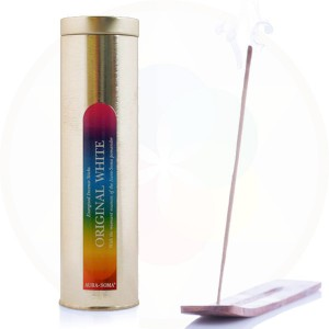 Aura-Soma Original White Incense